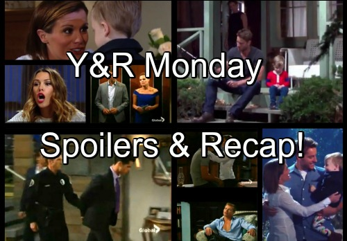 'The Young and the Restless' Spoilers: Chelsea Sneaks Out of Apartment with Connor, Adam Welcomes Family – Luca Arrested