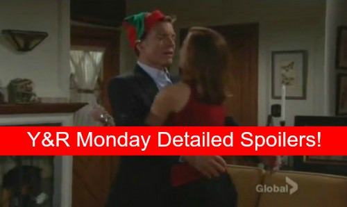 The Young and the Restless (Y&R) Spoilers: Betrayed From Within - On The Road to Trouble
