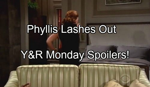 'The Young and the Restless' Spoilers: Nikki Rips Up Divorce Papers - Phyllis Explodes Over Newman Family Plan to Free Victor
