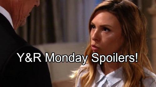 'The Young and the Restless' Spoilers: Victor Gains Freedom, Chloe Surprises The Moustache at Home – Phyllis Marriage Is Over