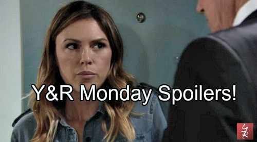 'The Young and the Restless' Spoilers: Adam Onto Victor's Accomplice, Chelsea Asks Chloe and Bella To Move In - Phyllis Slaps Billy