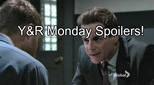 The Young and the Restless Spoilers: Adam Pleads Not Guilty by Reason of Insanity – Billy Jealous of Victoria With Travis