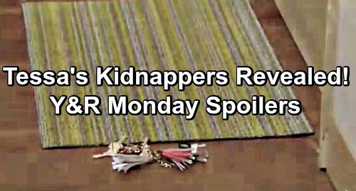 The Young and the Restless Spoilers: Monday, December 10 – Tessa's Cruel Interrogation, Kidnappers Revealed – Nikki's Horrible Gift