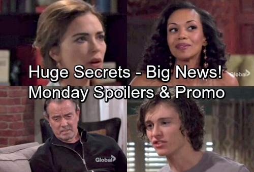 The Young and the Restless Spoilers: Monday, April 23 Update – Reed Accuses Victor – Arturo and Abby Flirt – Devon Gets Big News