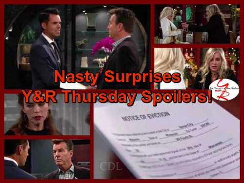 'The Young and the Restless' Spoilers: Jack and Billy's War Rages On – Hilary Stunned by Devon's Purchase