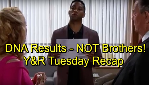 The Young and the Restless Spoilers: Tuesday, September 25 Update – DNA Results Revealed - Nick's Troubling Surprise – Sharon Busted
