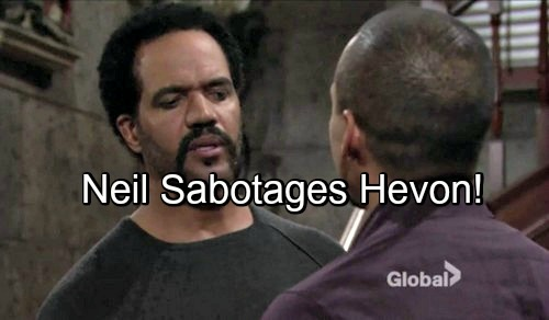 The Young and the Restless Spoilers: Devon and Hilary's Final Hurdle to Happiness – Neil's Plot Threatens to Tear Them Apart