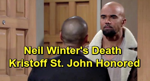The Young and the Restless Spoilers: Neil Winter's Death Dramatically Impacts Genoa City – Kristoff St. John Rightly Honored