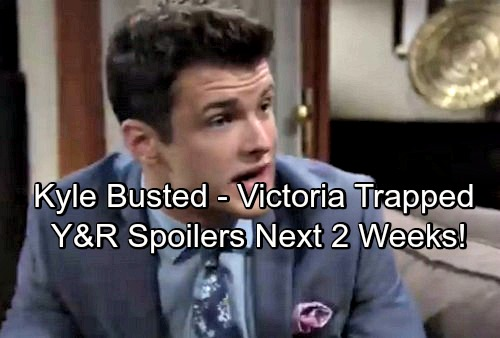 The Young and the Restless Spoilers for Next 2 Weeks: Paul Backs Victoria Into a Corner - Proof Incriminating Kyle Discovered