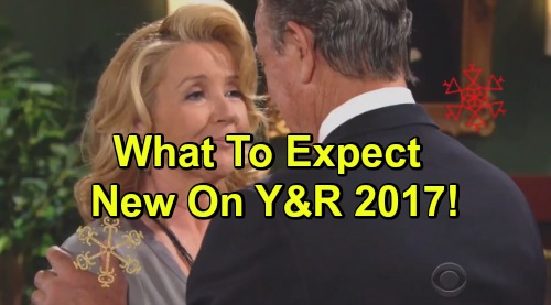 'The Young and the Restless' Spoilers: What To Expect On Y&R In 2017 After A Merry Christmas in Genoa City