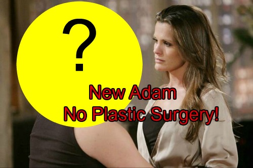The Young and the Restless Spoilers: Melissa Claire Egan Reveals New Adam Newman Won't Have Plastic Surgery