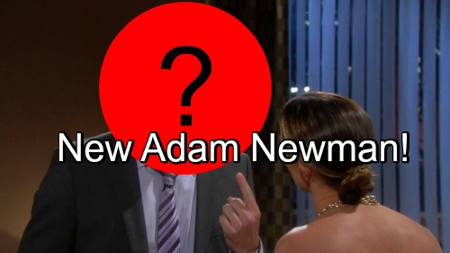 The Young and the Restless Spoilers: New Actor Fills Adam Newman Role – As Talented As Michael Muhney and Justin Hartley?