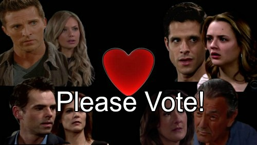 The Young and the Restless (Y&R) Spoilers: Vote for the Hottest New Genoa City Couple – Which Fresh Pairing Do You Like Best?