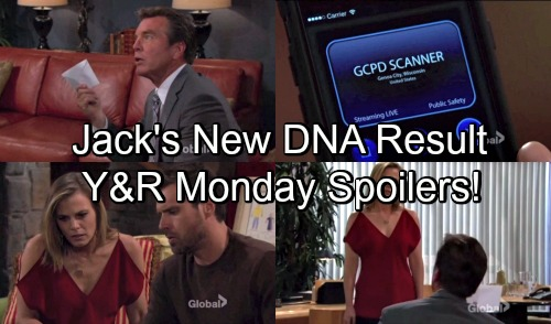 The Young and the Restless Spoilers: Monday, May 14 – J.T.'s Cell Signal Is Back, Phyllis Panics – Jack's New DNA Test Results