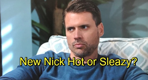 The Young and the Restless Spoilers: Dark Nick's Rotten Streak Gets Worse – Is the New Nick Hot or Sleazy?