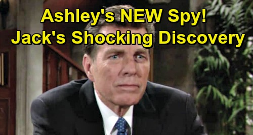 The Young and the Restless Spoilers: Ashley's Next Dirty Trick Leaves Jack Raging, Discovers Surprise Jabot Traitor