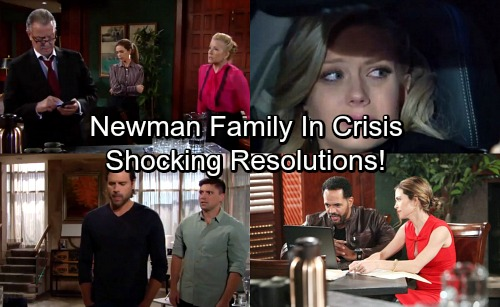 The Young and the Restless Spoilers: Newman Family Members In Crisis – Shockers Change Genoa City