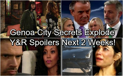 The Young and the Restless Spoilers: Next 2 Weeks - Ashley's Award Party Mayhem – Mariah Stuns Tessa – Nick Goes Too Far