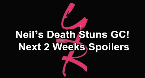The Young and the Restless Spoilers Next 2 Weeks: Neil's Death Stuns GC – Jack and Victor Reconcile For Funeral