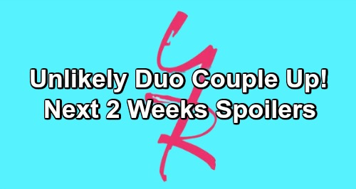 The Young and the Restless Spoilers Next 2 Weeks: Unlikely Duo Couple Up – Nikki's Mystery Kidnapper – Fen Learns Ana's Secret