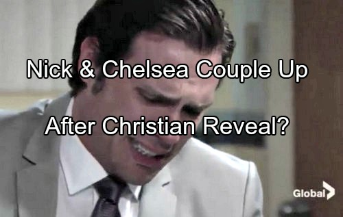 'The Young and the Restless' Spoilers: Adam Pushes Chelsea Away Again – Chelsea and Nick Pair Up on Christian Reveal?