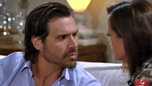 The Young and the Restless Spoilers: Chelsea Not Keeping Paternity Secret From Nick - Adam NOT Christian's Father
