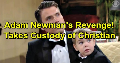 The Young and the Restless Spoilers: Adam Newman's Vengeful Return Costs Nick Everything - Custody Battle For Christian?