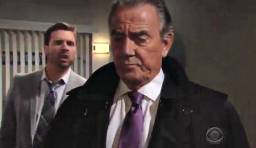 The Young and the Restless Spoilers: Is Nick Really Victor's Son - Nikki's Bayou Behavior Raises Questions