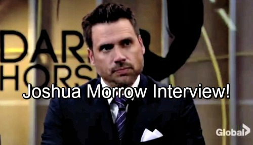 The Young and the Restless Spoilers: Joshua Morrow Reveals Why He Decided to Leave Y&R, What Changed His Mind