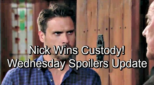 The Young and the Restless Spoilers: Wednesday, July 11 Update – Phyllis Fears Billy's Cheating – Nick Gets Christian – Victor's Health