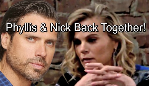 The Young and the Restless Spoilers: Phyllis Suffers Big From Summer and Billy Hookup - Turns To Nick For Loving Comfort