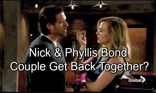 The Young and the Restless Spoilers: Nick and Phyllis Bond, Shockers Loom – Exes Pulled Closer as Their Relationships Crumble