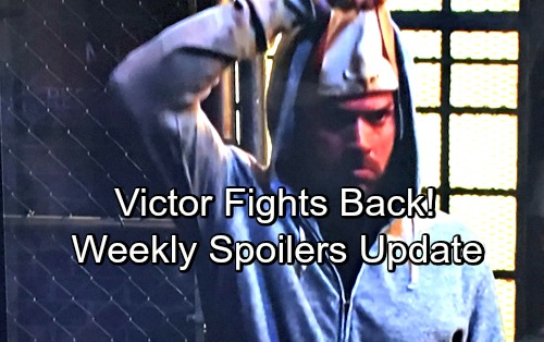 The Young and the Restless Spoilers: Week of July 16 Update – Victor Fights Nick's Dark J.T. Scheme – Nikki and Victoria in Shock