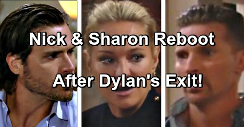 The Young and the Restless Spoilers: Sharon and Nick Get Back Together After Dylan's Exit