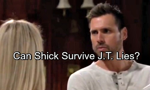 The Young and the Restless Spoilers: Will Shick Survive Sharon's J.T. Murder Lies – Nick's Trust Issues Triggered