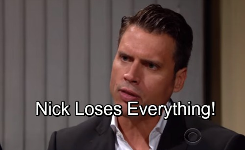 The Young and the Restless Spoilers: Nick's Battle with the Dark Side Reignites, Losing Sharon Unleashes Victor 2.0