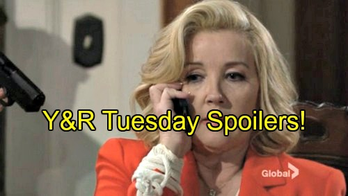 'The Young and the Restless' Spoilers: Ian Ready to Kill Nikki, Calls Victor – The Moustache Stunned by Outrageous Demands