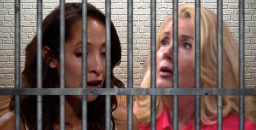 The Young and the Restless Spoilers: Vickie's Mental Breakdown Quickens, Could Nikki Join Lily in Prison?