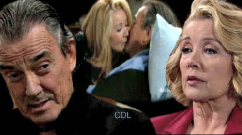 The Young and the Restless Spoilers: Y&R Crafting Nikki and Victor Reconciliation - Holiday Romance For Couple