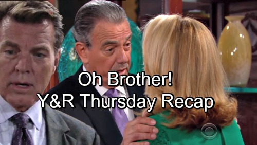 The Young and the Restless Spoilers: Thursday, September 13 Recap – Lily and Devon Make Up – Nikki Fears Jack Is Victor's Brother