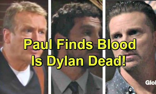 The Young and the Restless Spoilers: Dylan Driven to His Death – Paul Investigates in Miami, Fears the Worst When He Spots Blood