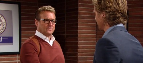 The Young and the Restless Spoilers: Tuesday, February 20 – Kevin Roped Into Phyllis' Plan – J.T. Betrays Victor to Paul
