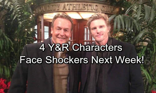 The Young and the Restless Spoilers: 4 Devastating Blows Hit Genoa City – See Which Y&R Characters Will Face Chaos