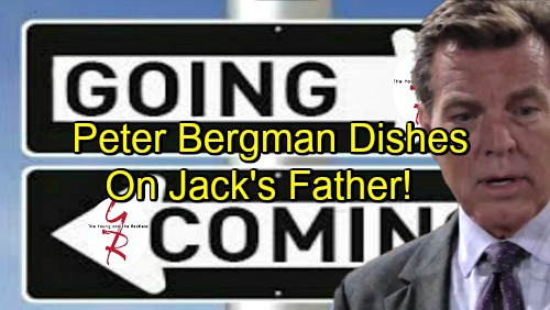 The Young and the Restless Spoilers: Comings and Goings – Brittany Cleans Up Nick's Mess – Peter Bergman Dishes on Jack's Father