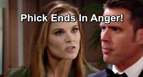 The Young and the Restless Spoilers: Nick Turns Against Phyllis – Phick Ends In Anger