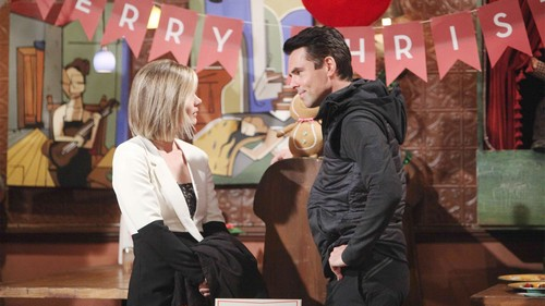 The Young and the Restless Spoilers: J.T. Gets Back With Vickie Before Christmas - Mackenzie's Return Threatens J.T.V.