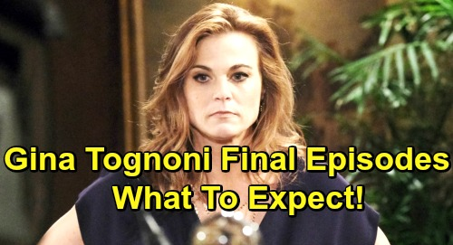The Young and the Restless: Gina Tognoni's Final Episodes Revealed – What to Expect During Phyllis Transition to Michelle Stafford