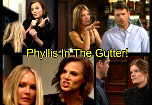 The Young and the Restless Spoilers: Gina Tognoni Drags Phyllis Back to The Gutter - Do You Miss Michelle Stafford