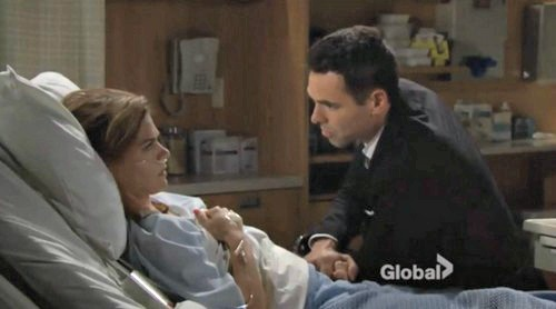 The Young and the Restless Spoilers: Jack Shoves Phyllis, Wife Tumbles Down Stairs - Unconscious After Fall As Billy Arrives