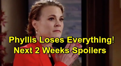 The Young and the Restless Spoilers Next 2 Weeks: Christine's Courtroom Murder Rant – Phyllis Loses Everything and More!